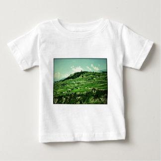 Swiss Hillsides Baby T-Shirt
