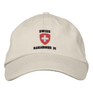 Swiss Karabiner 31 Hat - K31 Baseball Cap