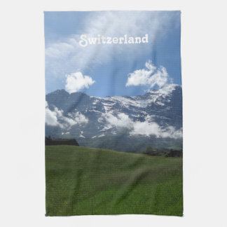 Swiss Landscape Kitchen Towel