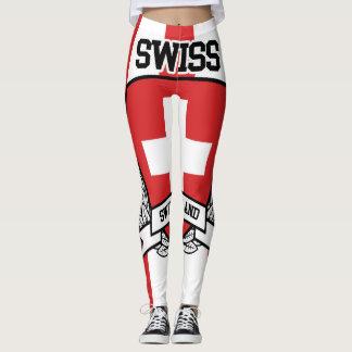 Swiss Leggings