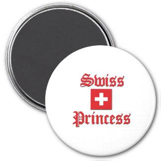 Swiss Princess Magnet