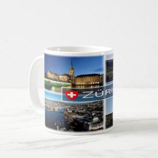 Swiss - Switzerland - Zurich  - Coffee Mug