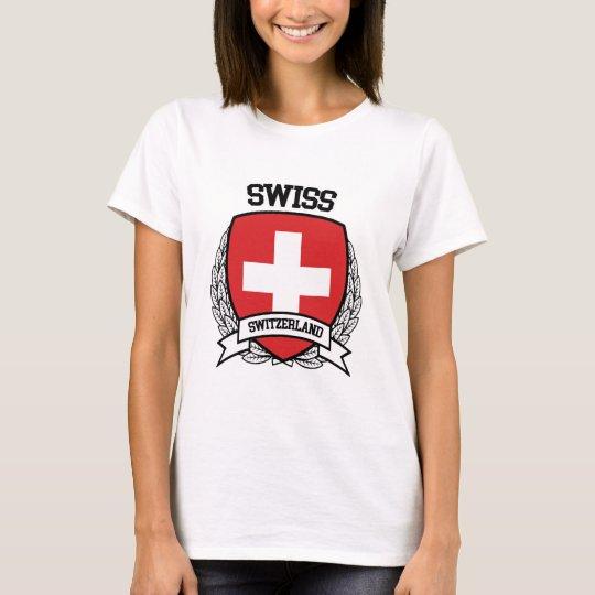 Swiss T-Shirt