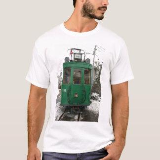Swiss trams at BVB M-Parc depot, Basel T-Shirt