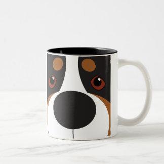 Swissy Face Mug