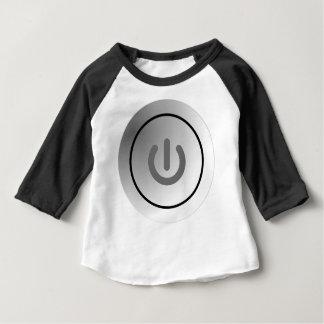 switch design circle design round mark baby T-Shirt