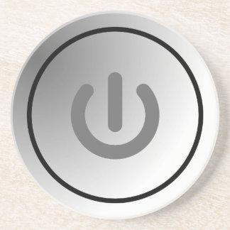 switch design circle design round mark coaster