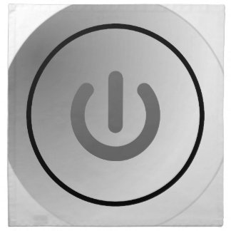 switch design circle design round mark napkin