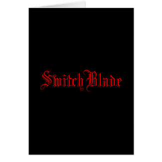 SwitchBlade Card