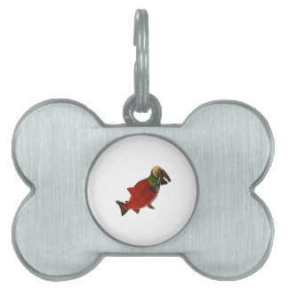 Swithched Pet Tag