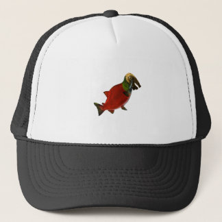 Swithched Trucker Hat
