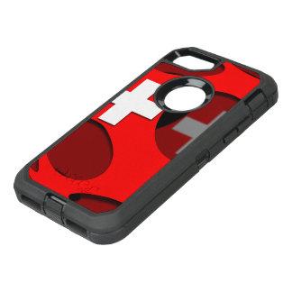 Switzerland #1 OtterBox defender iPhone 8/7 case