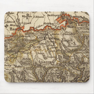Switzerland 7 mouse pad