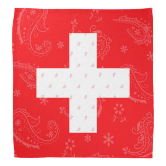 Switzerland Bandana
