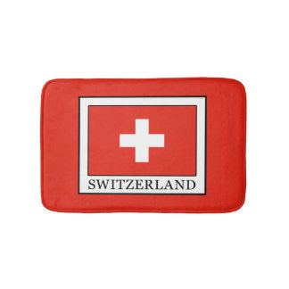 Switzerland Bathroom Mat