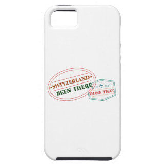 Switzerland Been There Done That iPhone 5 Case