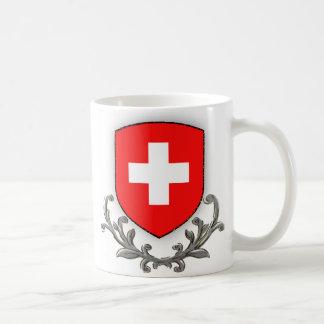 Switzerland Crest Mug