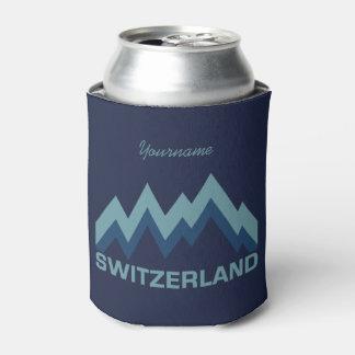 SWITZERLAND custom can cooler