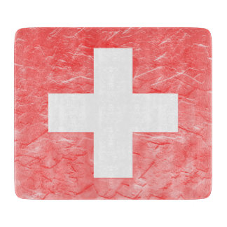 Switzerland Cutting Board