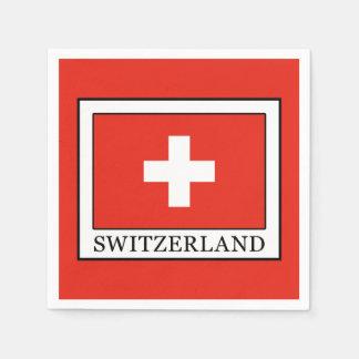 Switzerland Disposable Napkins