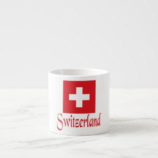 Switzerland Espresso Cup
