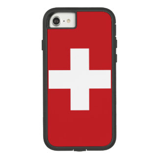 Switzerland Flag Case-Mate Tough Extreme iPhone 8/7 Case