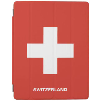Switzerland Flag iPad Smart Cover iPad Cover