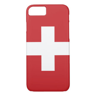 Switzerland Flag iPhone 8/7 Case