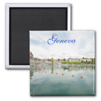 Switzerland, geneva magnet