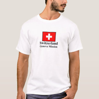 Switzerland Geneva Mission T-Shirt