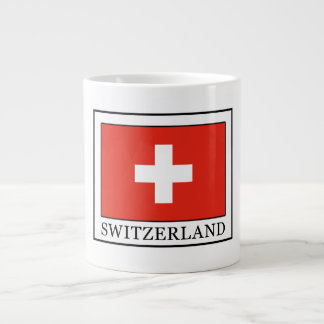 Switzerland Giant Coffee Mug