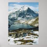 Switzerland, Grindelwald, Bernese Alps, View Poster