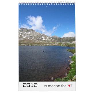 Switzerland in pictures 2012 wall calendar