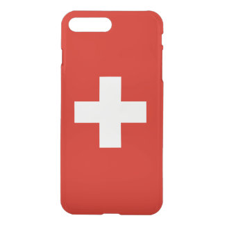 Switzerland iPhone 8 Plus/7 Plus Case