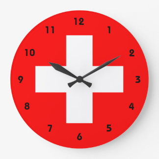 switzerland large clock
