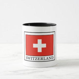 Switzerland Mug