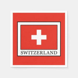 Switzerland Napkin