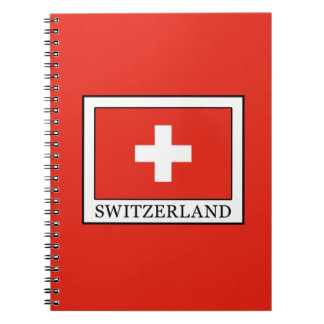 Switzerland Notebook