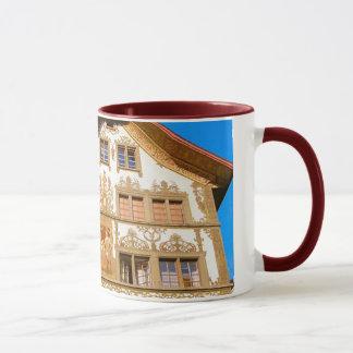 Switzerland,Painted house Mug