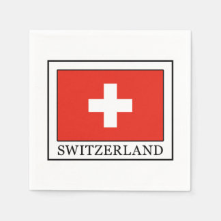 Switzerland Paper Napkin