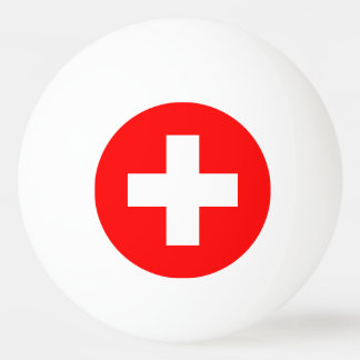 switzerland Ping-Pong ball