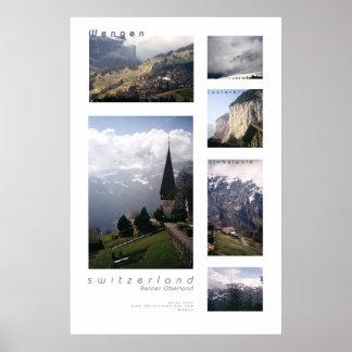 Switzerland Poster