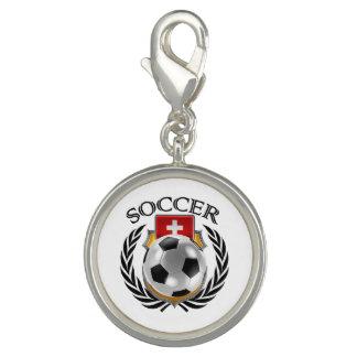Switzerland Soccer 2016 Fan Gear Charm