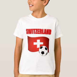 switzerland soccer football world cup 2010 T-Shirt