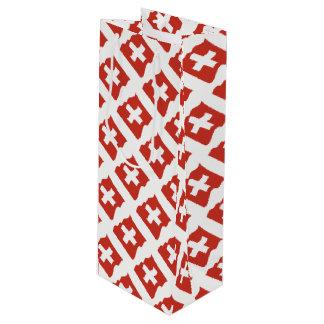Switzerland Suisse Svizzera Svizra gift bag