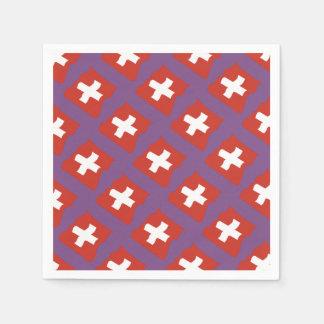 Switzerland - Suisse - Svizzera - Svizra napkins