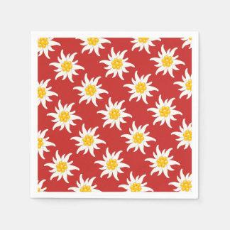 Switzerland - Suisse - Svizzera - Svizra napkins Paper Napkin