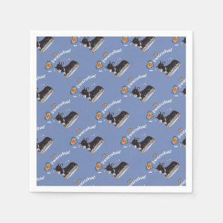 Switzerland - Suisse - Svizzera - Svizra napkins Paper Napkins