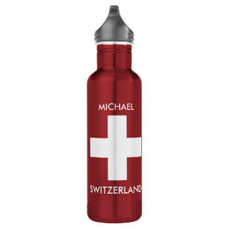 Switzerland Swiss flag red travel personal