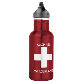 Switzerland Swiss flag red travel personal